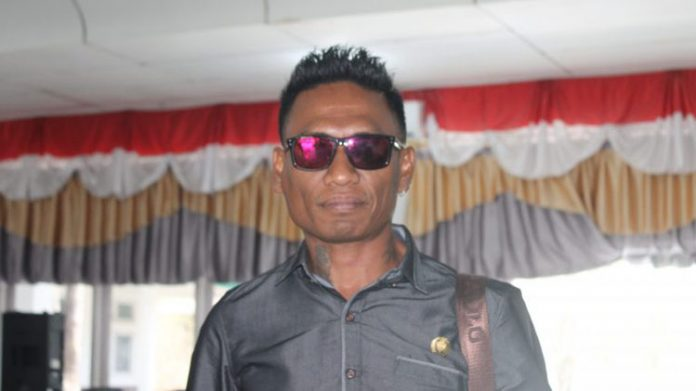 Anggota DPRD Alor Dony M. Mooy