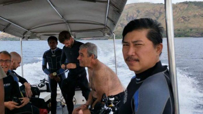 Pegiat Pariwisata Alor, Denny Lalitan. (Foto: Doc pribadi DL).