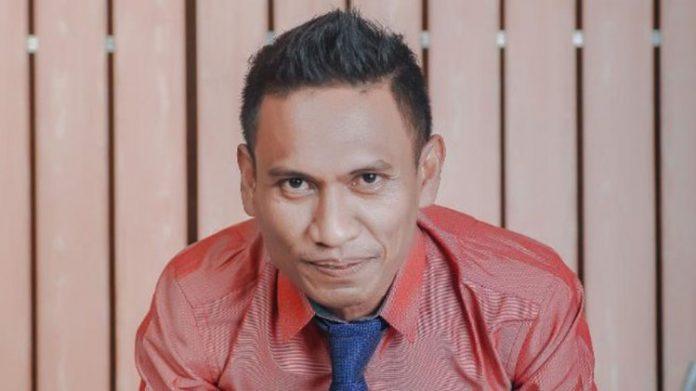 Anggota DPRD Alor 2019-2024, Dony M. Mooy, S.Pd.