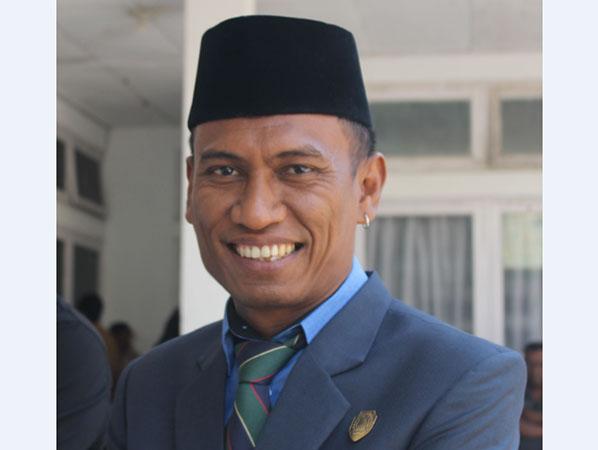 Anggota DPRD Kabupaten Alor Partai PSI, Dony M. Mooy, S.Pd
