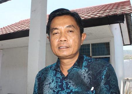 Kepala Kejaksaan Negeri Kalabahi Pipiet Suryo Priarto Wibowo, SH