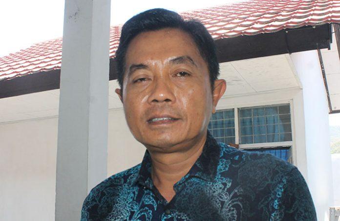 Kepala Kejaksaan Negeri Kalabahi, Pipiet Suryo Priarto Wibowo, SH., MH.