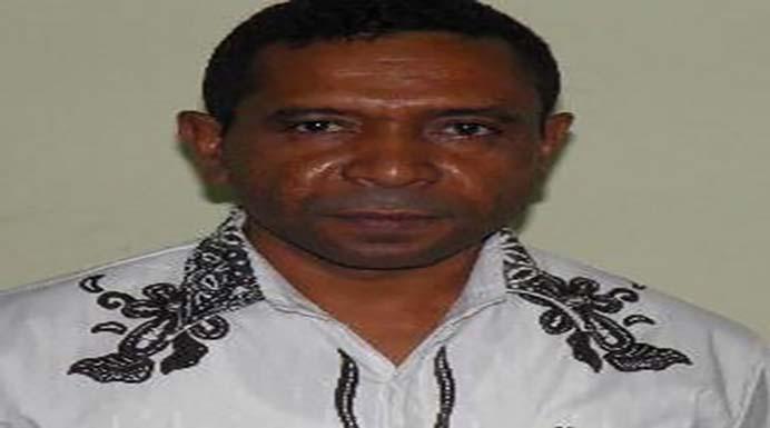Anggota DPRD NTT, Gariel Abdi Beri Binna.