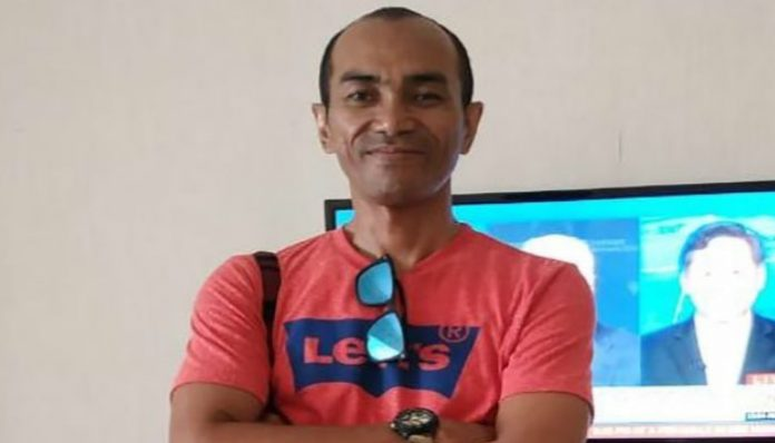 Tenaga Ahli Desa Kabupaten Alor, Machris Mau, SP