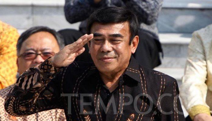 Menteri Agama Jenderal TNI (Purn) Fachrul Razi. (Sumber: TEMPO.CO)