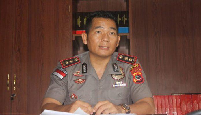 Kapolres Alor AKBP Darmawan Marpaung, S.I.K., M.Si