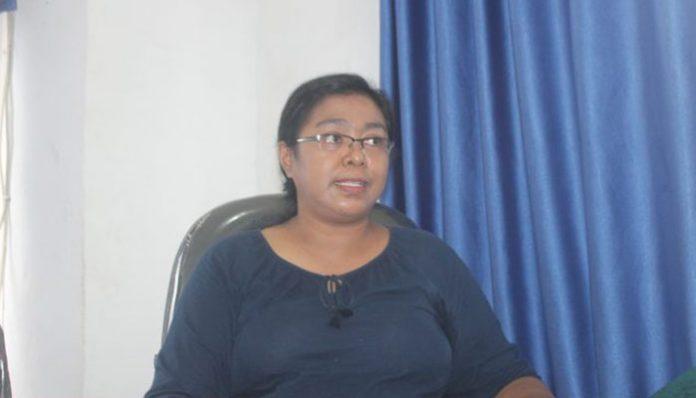 Kadisnkes Alor dr. Maya Blegur