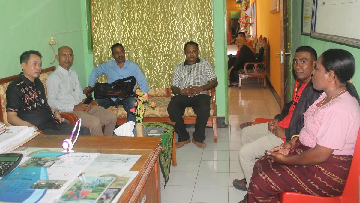 Rocky Winaryo Jawab Dua Gedung Baru SMK 3 Alor