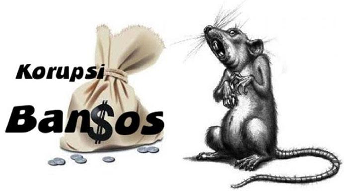 Ilustrasi korupsi dana Bansos. (Foto: topikpapua.com). Gambar tak ada kaitan dengan isi berita.