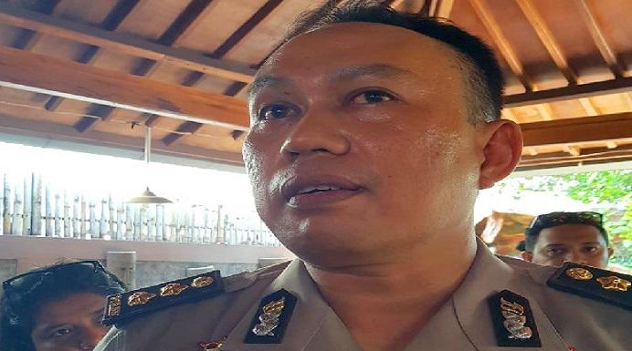 Kabid Humas Polda NTT, AKBP Johanes Bangun. (Foto: Gatra.com).