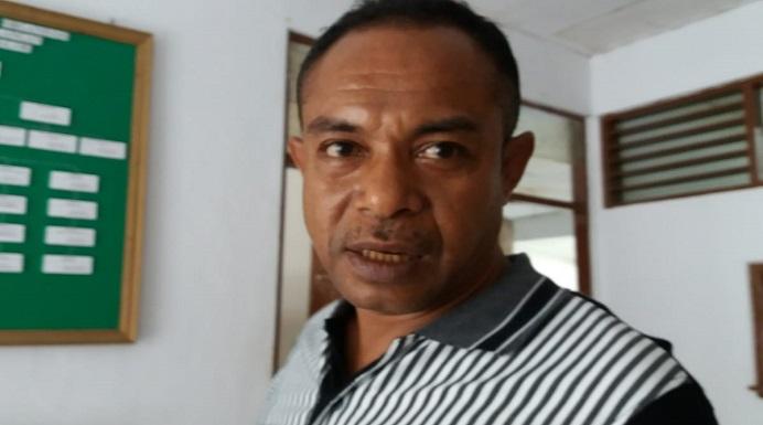 Kadis Perdagangan Alor, Muaz Abdulrachman Kamis