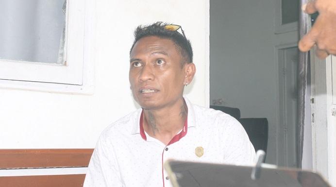 Ketua Komisi I DPRD Alor Dony M. Mooy, S.Pd