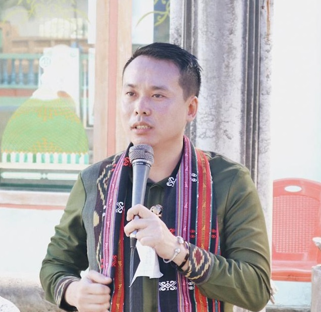 Anggota Komisi V DPRD NTT Rocky Winaryo
