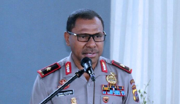 Wakapolda NTT Brigjen. Pol. Drs. Johanis Asadoma, S.I.K., M.Hum. (Sumber Foto: Times Indonesia).