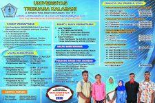 Informasi Pendaftaran Mahasiswa Baru Untrib Tahun 2020