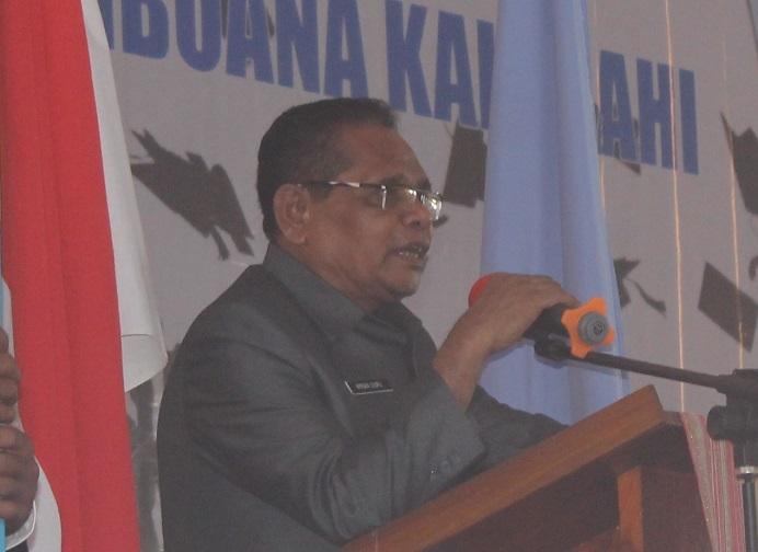 Wakil Bupati Alor Imran Duru, S.Pd
