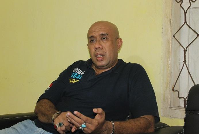 Kepala Cabang DKP NTT Wilayah Alor, Muhamad Goro.