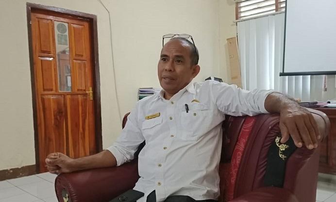 Kepala Irda Kabupaten Alor, Ikbal Abdullah.