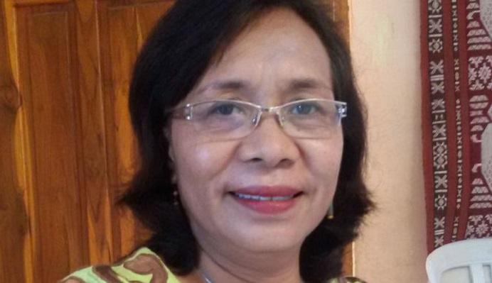 Ketua LPA NTT, Veronika Ata. (Foto: Tribunnews.com).