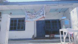 Rumah Karantina Covid-19 Kabupaten Alor tempat pasien G menjalani karantina sejak tanggal 29 Agustus 2020 sampai sekarang. (Foto: doc tribuanapos.net).