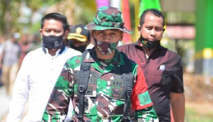 Dandim 1622/Alor Letkol Inf Supyan Munawar,S.Ag. (Sumber Foto: Seputarntt.com).