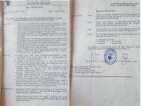 Salinan SK MS GMIT tentang Penarikan Pdt. Meri E. Djami, S.Th dari Jemaat Pniel Kolana.