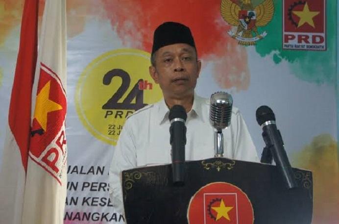 Ketum PRD, Agus Jabo Priyono