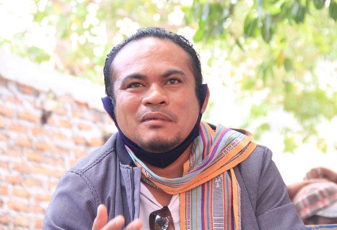 Anggota DPRD NTT Jan Piter Windy