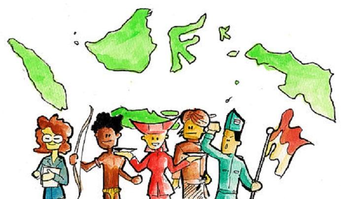 Ilustrasi: Bulan Bahasa dan Budaya