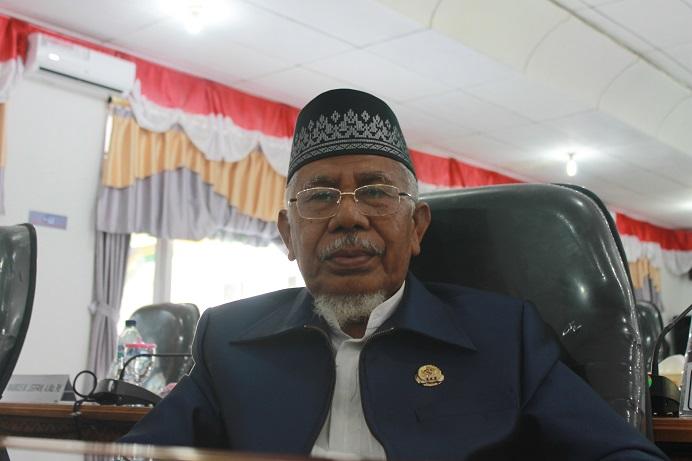 Anggota DPRD Alor H. Haji Likur