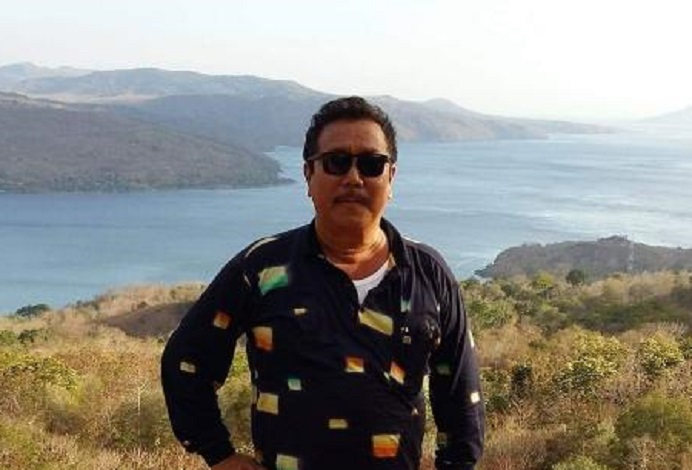 Direktur PT Karya Baru Calisa, Acuy. (Sumber: Foto Profil WhatsApp Bos Acuy).