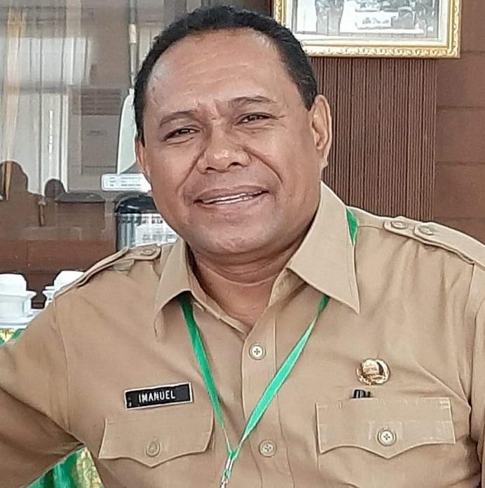 Kadis PMD Alor Drs. Imanuel Djobo