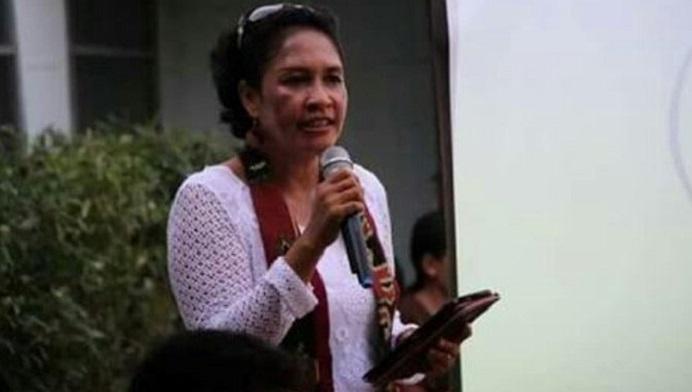 Ketua MSH GMIT Pdt. Dr. Mery Kolimon. (Foto: Pos Kupang).