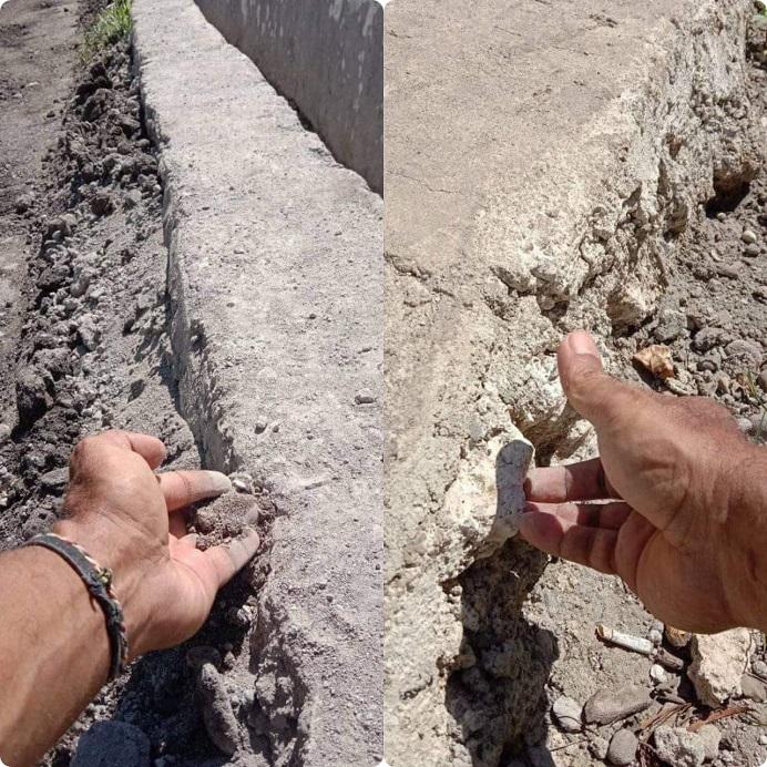 Proyek jalan Provinsi NTT ruas Kokar-Tulta-Mali tepatnya di simpang Puskesmas Kokar yang diduga bermasalah. Investigasi aktivis senior Alor Gerson Blegur menemukan bahwa proyek tersebut diduga dikerjakan dengan material yang tidak bermutu.