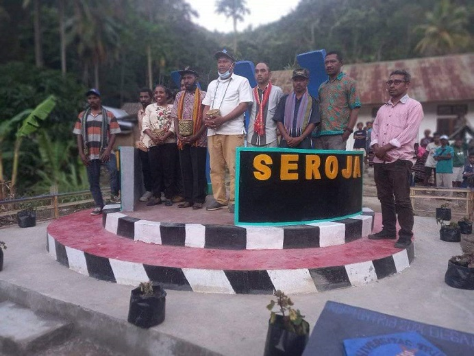 KBPM Untrib 2021 di Desa Lippang
